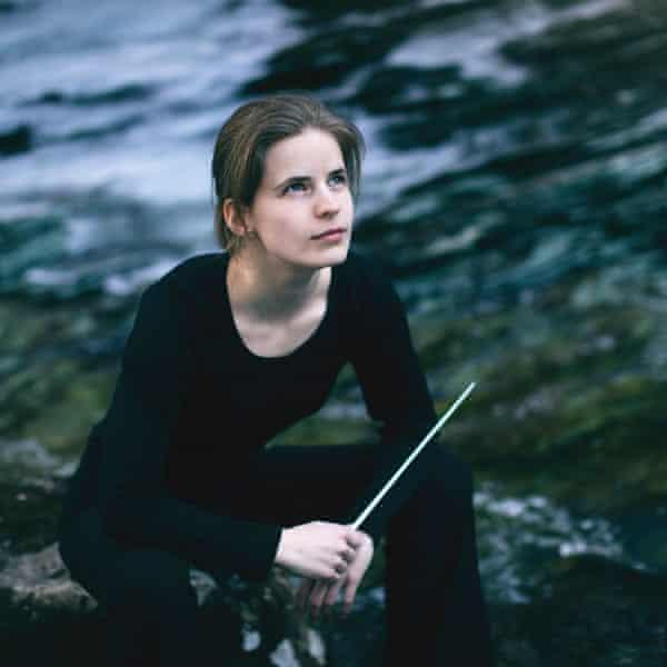 Conductor Tabita Berglund