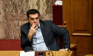 Tsipras is set to unveil his budget later.