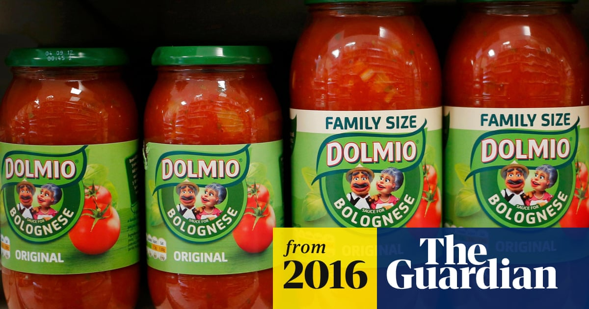 Dolmio Eat Occasionally Labels Thought To Pre Empt Childhood