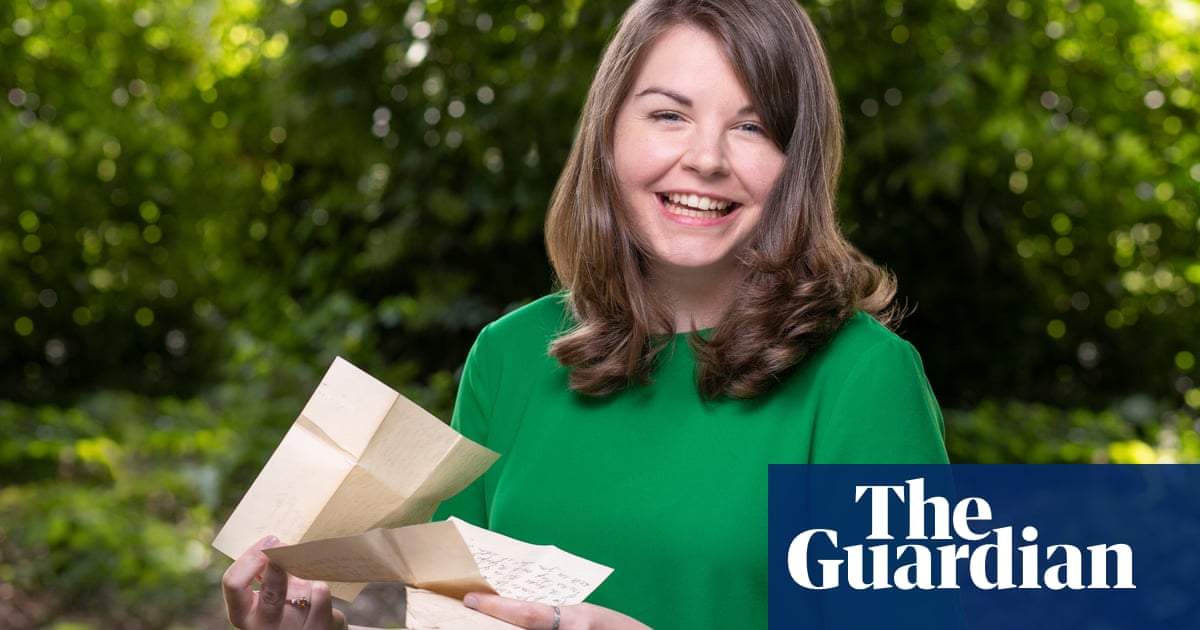 'A letter tells someone they still matter': the sudden, surprising return of the pen pal