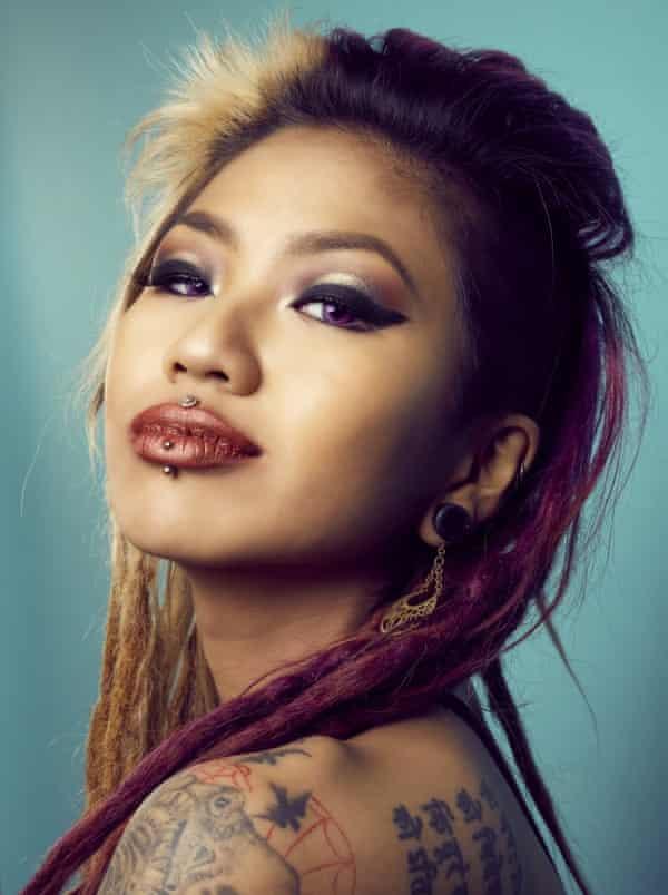 Kimmy Tan, a prolific weedtuber.