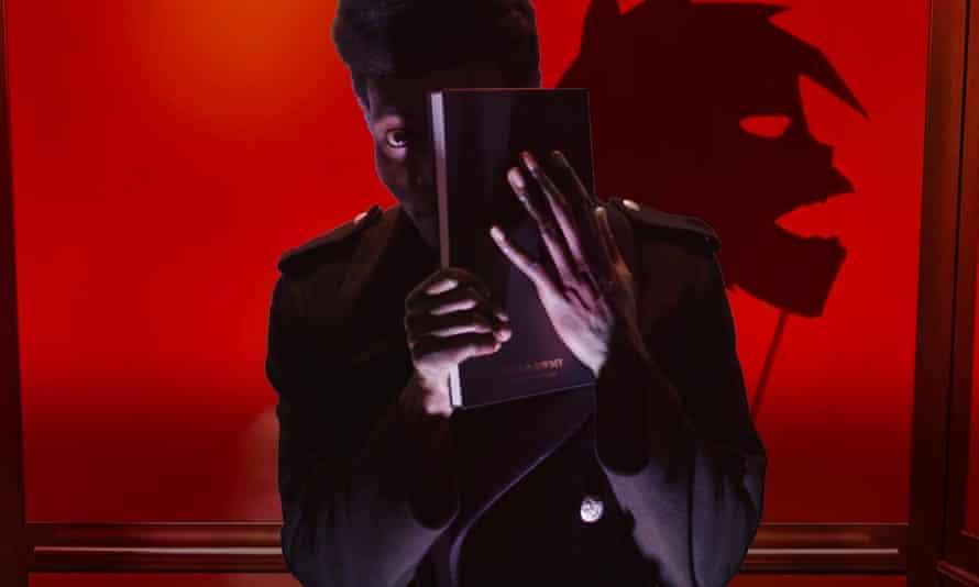 Benjamin Clementine in Hallelujah Money by Gorillaz.