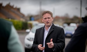 Tory MP Grant Shapps