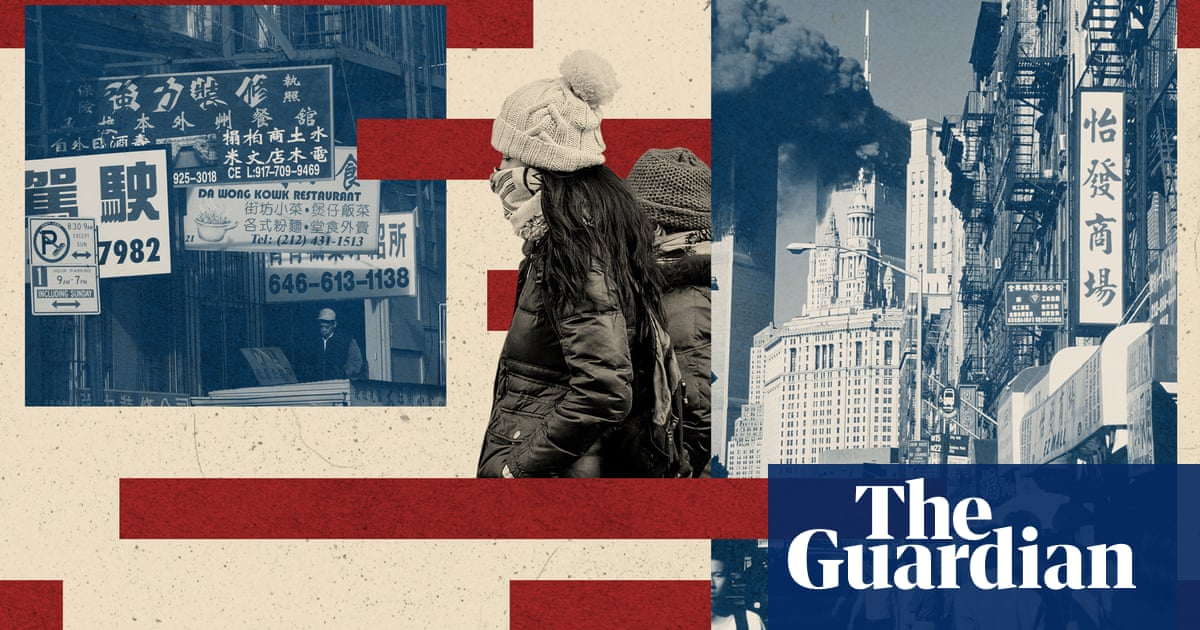 The forgotten neighborhood: how New York's Chinatown survived 9/11 to face a new crisis