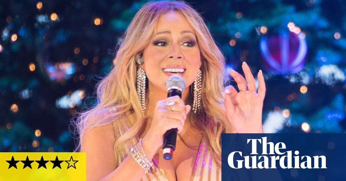mariah carey review delightful diva is all you want for christmas music the guardian - Mariah Carey All I Want For Christmas Live