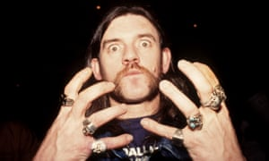 Born to lose? Lemmy of Motörhead in the 80s.