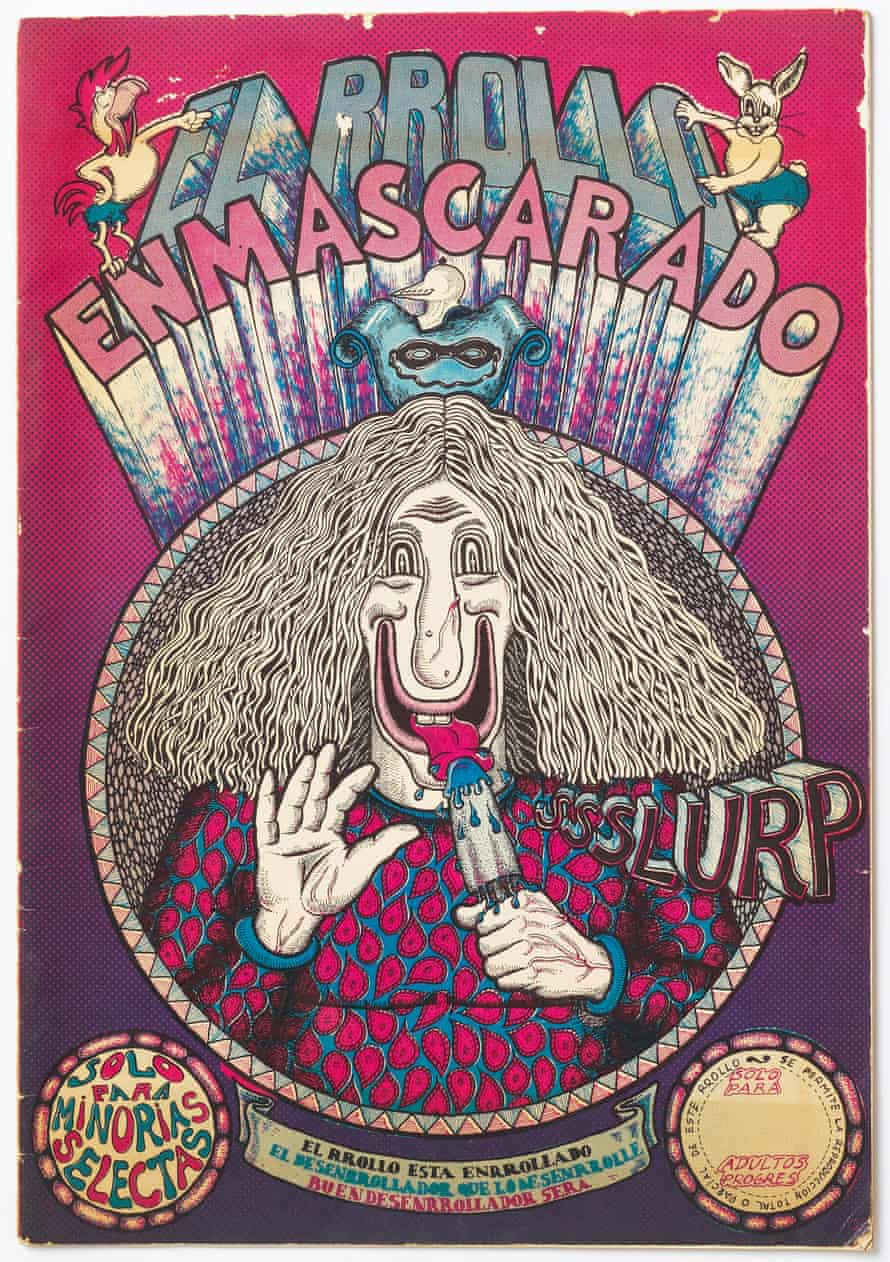 The cover of El Rrolo.