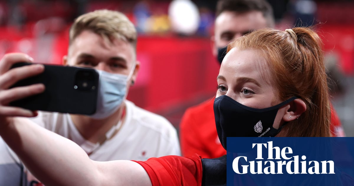 'They feel hugely privileged': Spirits high among ParalympicsGB athletes