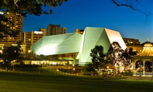 The Adelaide Festival Centre has cancelled all performances until 25 November.