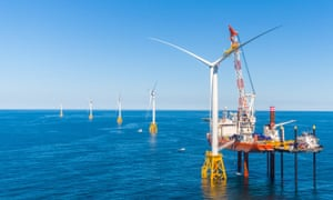 The Block Island wind farm in Rhode Island has opened up the way for further developments along the coast.