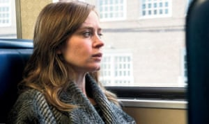 Emily Blunt in the upcoming film adaptation of The Girl on the Train