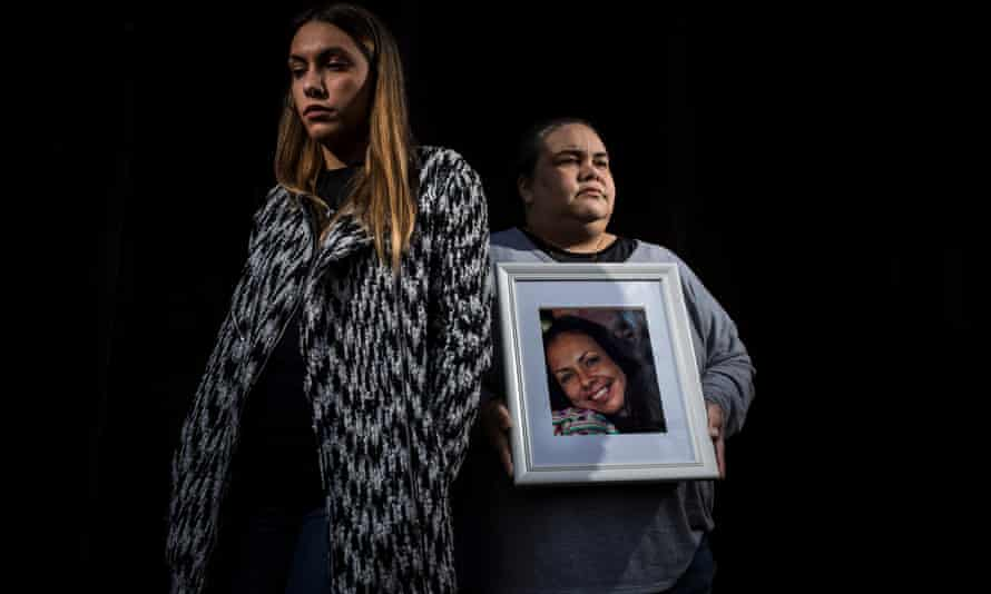 Tanya Day's daughters Apryl Watson and Belinda Stevens say systemic racism contributed to their mother's death.