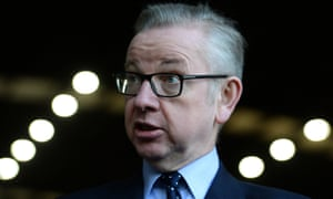 Michael Gove said farmers were right to be worried about the impact of a no-deal Brexit.