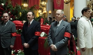 Funereal … The Death of Stalin.