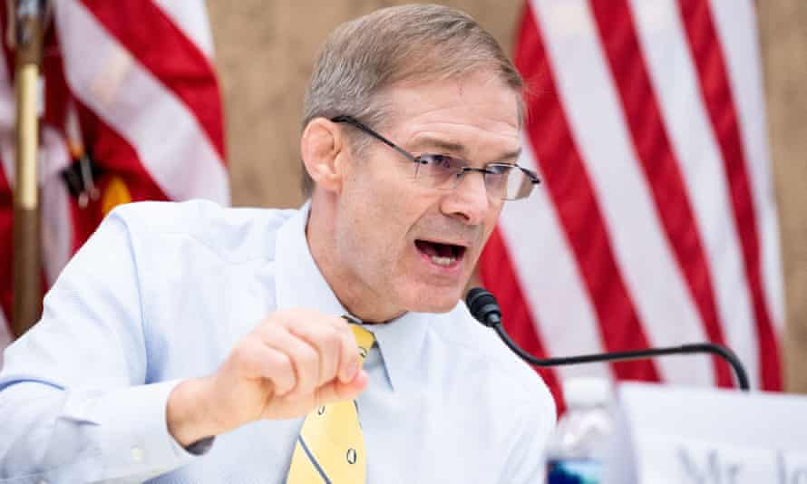 Jim Jordan may be a Republican candidate for the select committee but could himself have crucial evidence about Donald Trump's behaviour on 6 January.