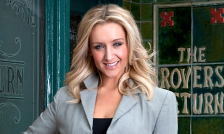 Coronation Street: viewers complained over a comment made by Eva Price, played by Catherine Tyldesley.