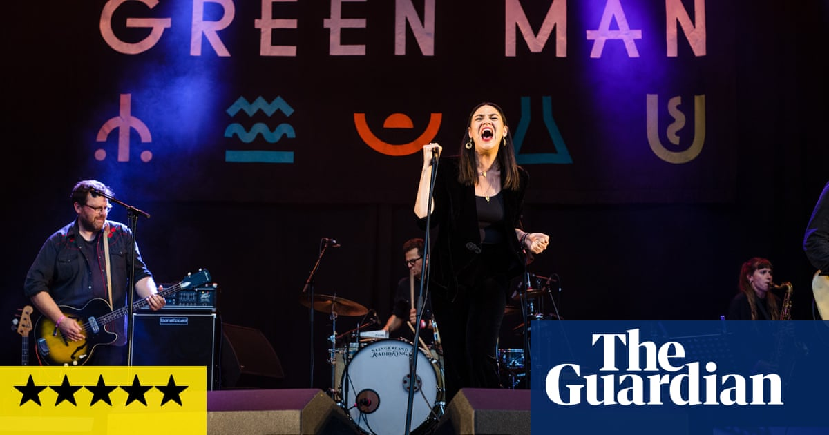 Green Man festival review – magical return for this psychedelic carnival