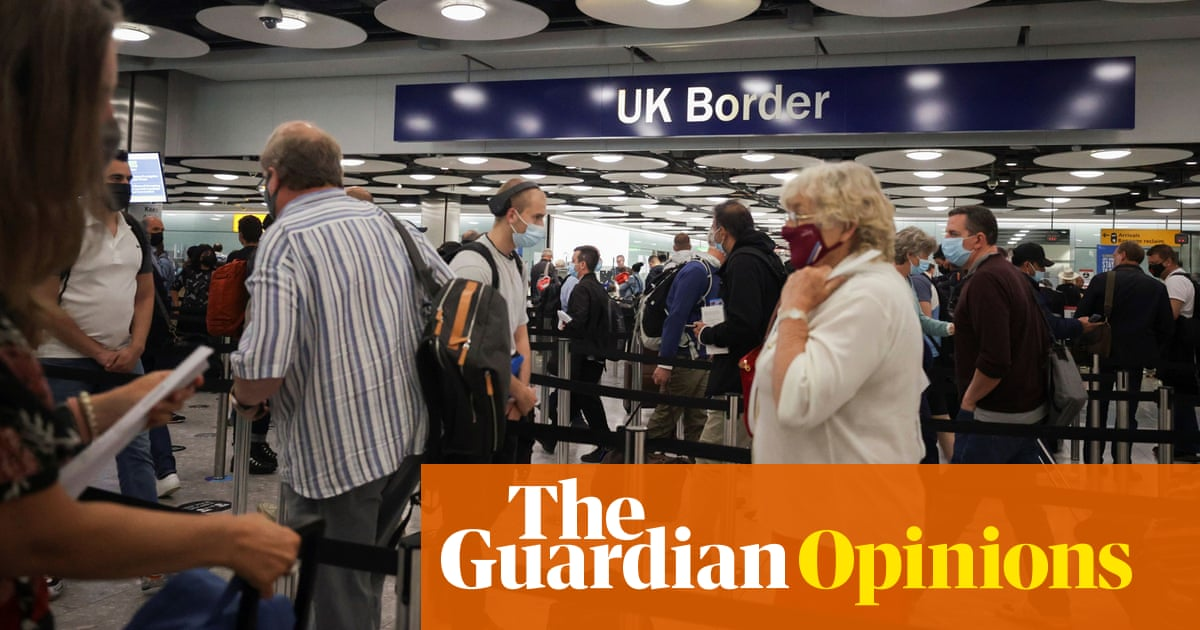 The Guardian view on families separated by Brexit: where's the compassion?