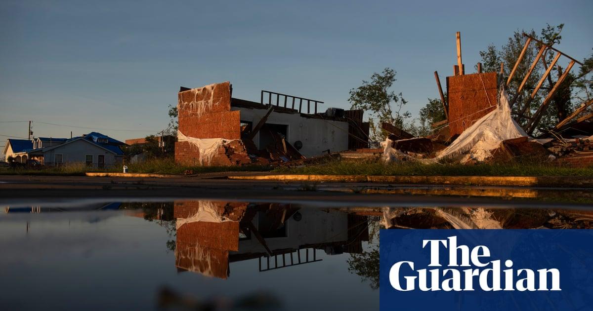 Hurricanes, floods, freezes: the Louisiana city battling Covid amid chaos