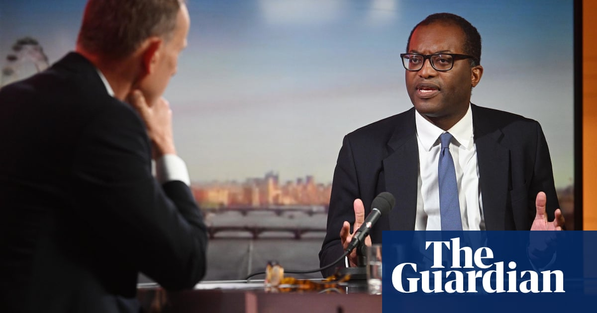 Kwasi Kwarteng accused of misleading claims over power cable project