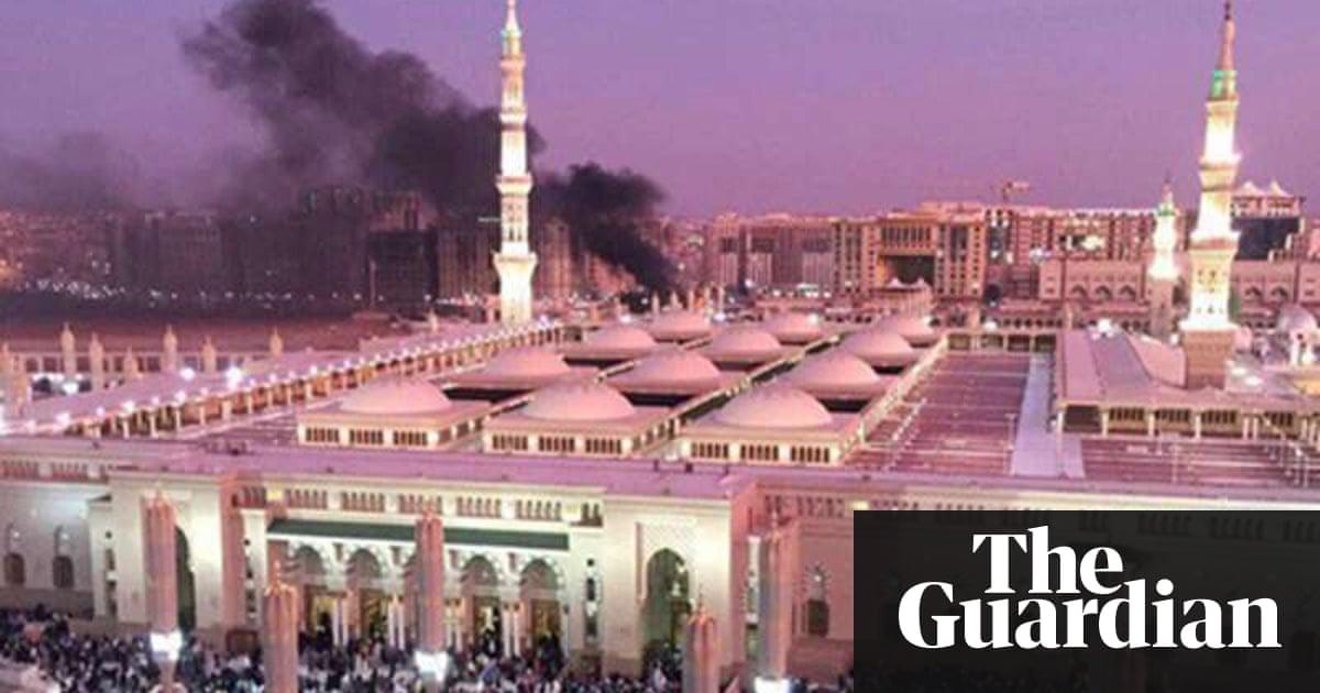 Jangankan Gereja Surabaya, Masjidil Haram Aja di Tanah Suci Sudah pernah mau di Bom