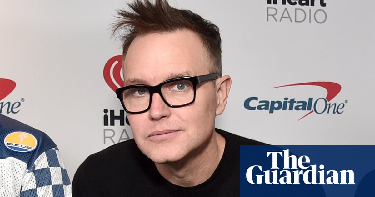 Blink-182 frontman Mark Hoppus diagnosed with cancer