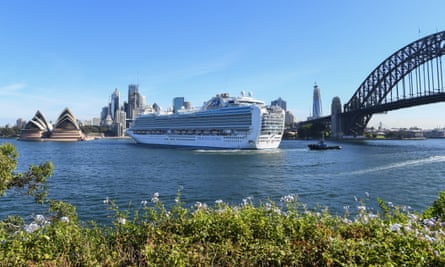 The Ruby Princess was allowed to dock in Sydney and passengers disembarked with the same instructions given to all those returning from overseas: self-isolate for 14 days.