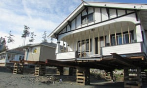 Affordable housing in Canada through the San Juan Community Home Trust.