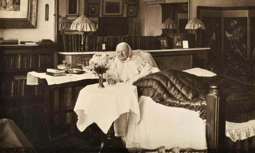 Florence Nightingale was accused of compensating for her debilitating illness.
