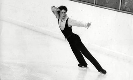 John Curry was one of the great figure skaters of his era