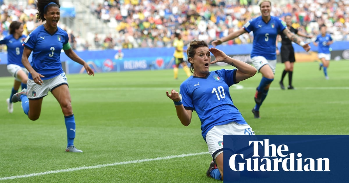 Italy On Verge Of Last 16 As Cristiana Girelli Hat Trick