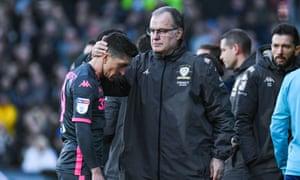 Bielsa has put Leeds on course to return to the Premier League.