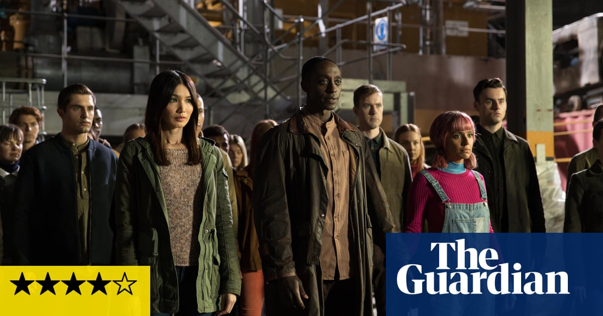 Humans: season three review – injustice, racism and prejudice  Sound