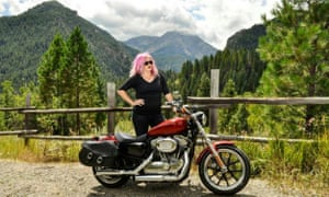 The Litas, a female motorcycling collective from Utah, shot for ninetynineco's Women Who Ride series.