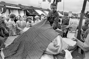 Ridley Road Market, 1981