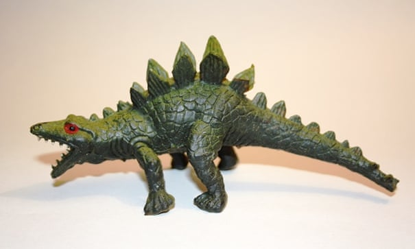 Palaeontologists on the books and toys that inspired a