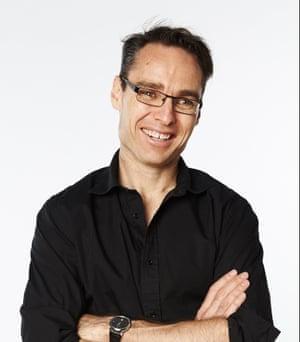 Nutrition scientist Dr Tim Crowe