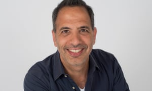 Chef, restaurateur and food writer Yotam Ottolenghi