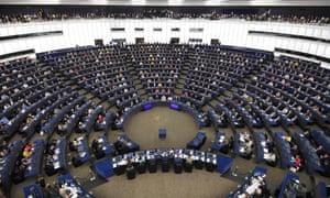The European parliament