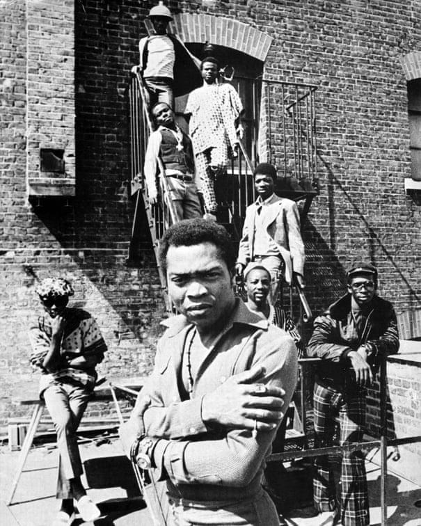 Tony Allen: 'Fela was right – but I detest singing militant