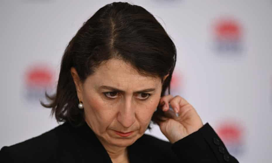 NSW premier Gladys Berejiklian. The greater Sydney lockdown will be extended by four weeks. The NSW Coalition is exploring introducing rapid antigen testing for year 12 students to allow them to return to school before the HSC.