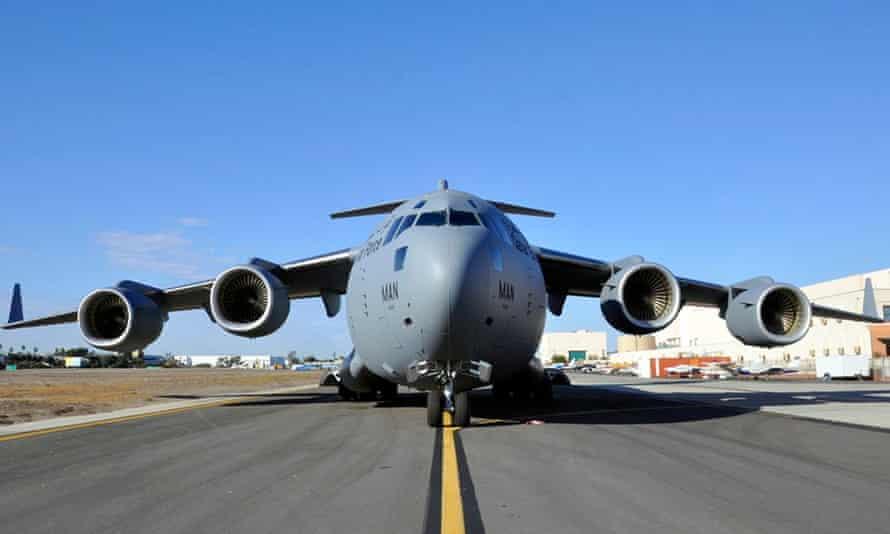 Boring C-17 Globemaster III