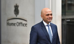 who is sajid javid the uk s new home secretary politics the