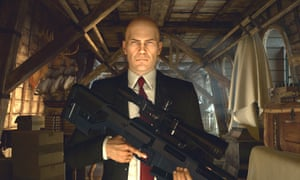 The SquareEnix assassination game Hitman