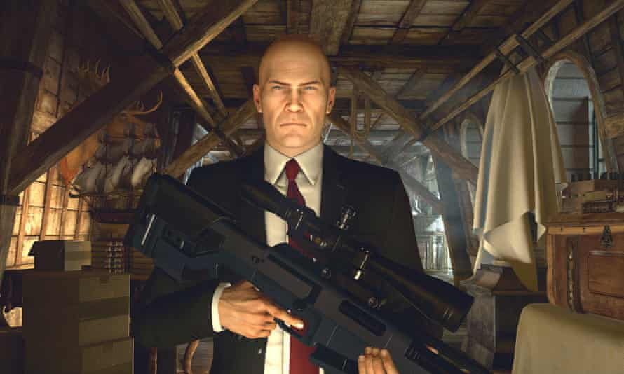 A scene from Square Enix's Hitman released in 2015: unquestionably the finest game in the series.
