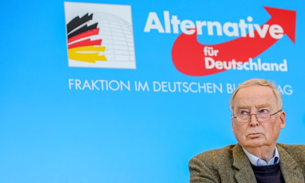 German intelligence agency to spy on far-right AfD party