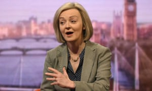 The justice secretary, Liz Truss, said: 'I want frontline staff to know their work, experience and loyal service is valued.'