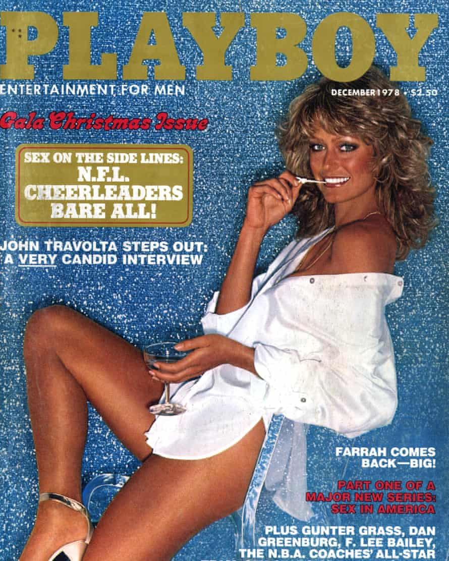 Playboy's circulation peaked in the 1970s