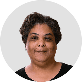 Roxane Gay. Circular panelist byline. DO NOT USE FOR ANY OTHER PURPOSE!
