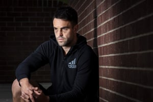 Conor Murray, photographed at the University of Limerick.